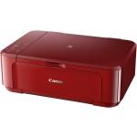 Canon PIXMA MG3650 červená, 0515C046