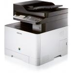 Samsung CLX-4195FN 18 ppm, 9600x600, Lan, Fax, CLX-4195FN/SEE