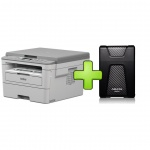 Brother DCP-B7520DW TONER BENEFIT + HDD, DCPB7520DWYJ1