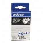 Brother TC-291 bílá / černá (9mm), TC291