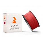 Armor 3DW - ABS filament 1,75mm červená, 1kg, tisk 220-250°C, D11104