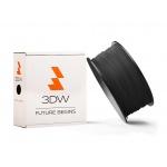 Armor 3DW - ABS filament 1,75mm černá, 0,5 kg, tisk 220-250°C, D11208
