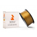 Armor 3DW - ABS filament 1,75mm zlatá, 0,5 kg, tisk 220-250°C, D11211