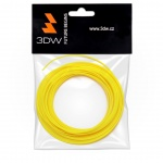 Armor 3DW - ABS filament 1,75mm žlutá, 10m, tisk 220-250°C, D11602