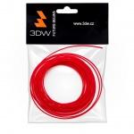 Armor 3DW - ABS filament 1,75mm červená, 10m, tisk 220-250°C, D11604
