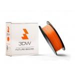 Armor 3DW - PLA filament 1,75mm fluooranž,0,5 kg,tisk190-210°C, D12213