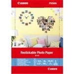 Canon RP-101 Restickable Photo Paper, 3635C002