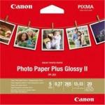 """Canon 3.5"""" x 3.5"""" Square Photo Paper, 2311B070"""