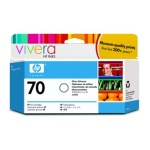 HP no 70 gloss enhancer ink cartrige, C9459A, C9459A