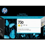 HP 730 130-ml Yellow Ink Cartridge , P2V64A