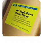 "HP High-Gloss Photo Paper - role 36"", Q1427B"