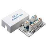 Solarix Spojovací box CAT5E UTP 8p8c LSA+/Krone, KRJ45-VEB5