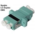 Oem Optická spojka LC multi mode duplex OM3, 502710930622
