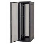 Triton Stojanový rack 42U(š)600x(h)600 perf.dv.černý, RMA-42-L66-BFX-A1