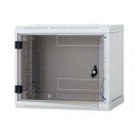 Triton Nástěnný rack RUA 18U/400mm odn.boč+skl.dv., RUA-18-AS4-CAX-A1