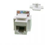 DATACOM Keystone UTP Cat5e samozářezový bílý, 4016