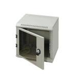 """10"""" rack jednodílný 4U/260 TRITON šedý dveře sklo, RBA-04-AS3-CAX-C1"""