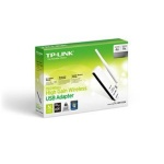 TP-Link TL-WN722N 150Mb High Gain Wifi USB 2.0 Adapter, TL-WN722N