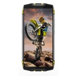 "iGET Blackview GBV6800 Pro Yellow odolný telefon, 5,7"" FHD, 4GB+64GB, DualSIM, 4G, 6580mAh, NFC, GBV6800 Pro Yellow"