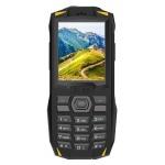 iGET Blackview GBV1000 Yellow - odolný telefon IP68, DualSIM, 3000 mAh, BT 3.0, svítilna, FM, MP3, GBV1000 Yellow