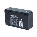 Panasonic olověná baterie LC-R0612P1 6V/12Ah, 02557
