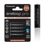 Panasonic Eneloop Pro AAA NiMH 1,2V 930mA BL4, 11492