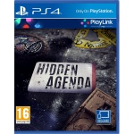 Sony Playstation PS4 - Hidden Agenda, PS719934462