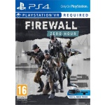 Sony Playstation PS4 VR - Firewall, PS719389279