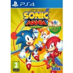 Sega PS4 - Sonic Mania Plus, 5055277031740