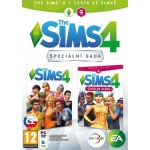 Electronic Arts PC - The Sims 4 + Cesta ke slávě - bundle, 5035225122966
