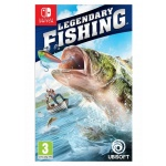 Ubi Soft NS - LEGENDARY FISHING EXP, 3307216079323