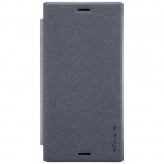 Nillkin Sparkle Folio Pouzdro Black pro Sony G8441 Xperia XZ1 Compact, 8596311006807