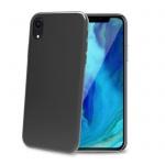 TPU pouzdro CELLY iPhone XR, černé, GELSKIN998BK