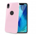 TPU pouzdro CELLY iPhone XR, růžové, GELSKIN998PK