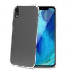 TPU pouzdro CELLY iPhone XR, bezbarvé, GELSKIN998