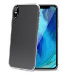 TPU pouzdro CELLY iPhone XS Max, bezbarvé, GELSKIN999