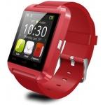 Smart hodinky U8 červené, 8588006167399