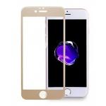 3D tvrzené sklo iPhone 6,6s, gold, 8921223497397