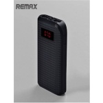 Remax Power bank 20.000 mAh - design carbon - černý, AA-1002