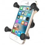 """Brodit RAM Mounts X-Grip univerzální držák na mobilní telefon s 1"""" kulovým čepem, RAM-HOL-UN7BU"""