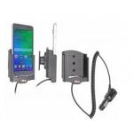 Brodit držák do auta pro Samsung Galaxy Alpha s nabíjením z cig. zapalovače, PBR-512658