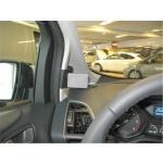 Brodit držák do auta pro TomTom GO 500 new, 600, 5000, 6000 se skrytým nabíjením v palubní desce, PBR-215684