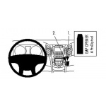 Brodit ProClip montážní konzole pro Hyundai i30,12, PBR-854755