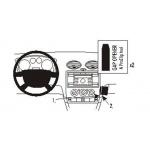 Brodit ProClip montážní konzole pro Ford Focus 5-7, PBR-853585