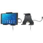Brodit držák do auta na tablet nastavitelný, se skrytým nabíjením, 120-150mm, PBR-527940