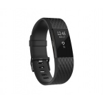 Fitbit Charge 2 Black Gunmetal - Large, FB407GMBKL-EU