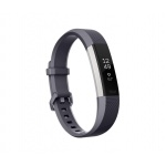 Fitbit Alta HR Blue Gray - Small, FB408SGYS-EU