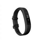 Fitbit Alta HR Black Gunmetal - Large, FB408GMBKL-EU