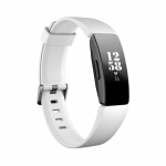Fitbit Inspire HR - White/Black, FB413BKWT
