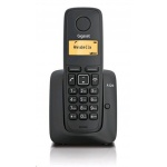 Gigaset DECT A120 Black, S30852-H2401-R601